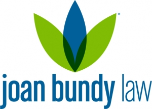 Stacked logo for Chandler family law firm Joan Bundy Law